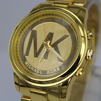 Boys & Men MK Michael Kors Quartz Movement Simple Wristwatch Watch