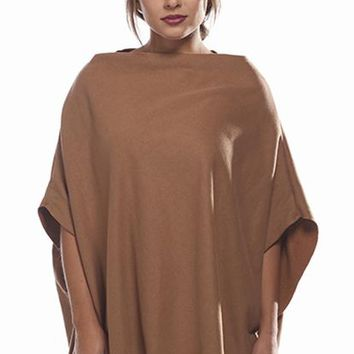 Organic Cotton Poncho