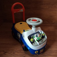Kiddieland Toy Story Rider Car Lights and Sound Disney Pixar -- Used