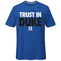 Nike Duke Blue Devils Rivalry Pack T-Shirt - Royal Blue