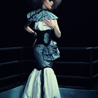 Lady Skirt, victorian steampunk gothic style