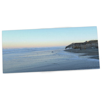 "Robin Dickinson ""Sand Surf Sunshine"" Beach Desk Mat"
