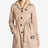 DKNY Trench Coat - Coats - Women - Macy's