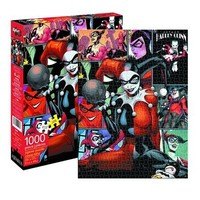 HARLEY QUINN 1000 PIECE PUZZLE