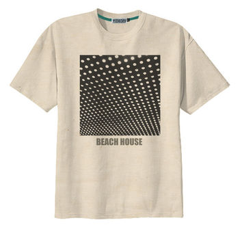 Retro Beach House Bloom Dream Pop Indie Rock Band T-Shirt Tee Organic Cotton Vintage Look Size S M L