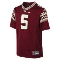 Nike College Game (Florida State) Boys' Football Jersey