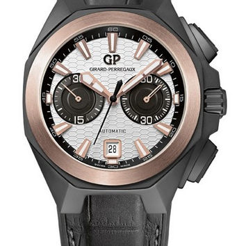 Girard-Perregaux Chrono Hawk Hollywoodland Men's Watch 49970-34-132-BB6A