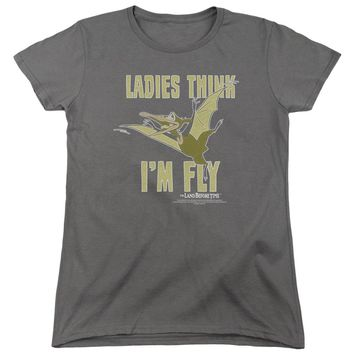 Land Before Time - I'm Fly Short Sleeve Women's Tee