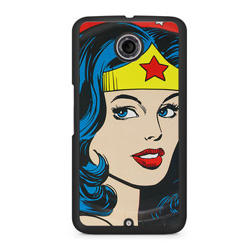 Wonder Woman Nexus 6 case