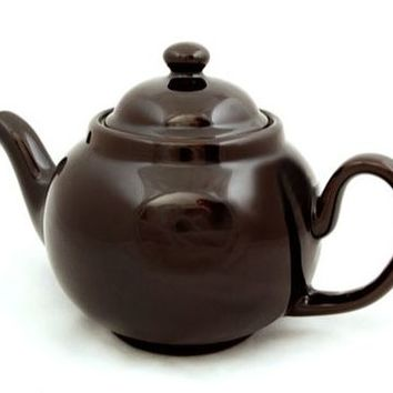 Brown Betty Rockingham Glaze 6 Cup Teapot