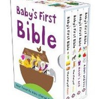 Baby's First Bible Boxed Set