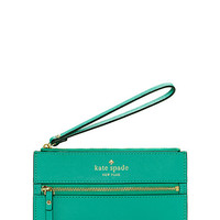 Kate Spade Mikas Pond Bee Dusty Emerald ONE