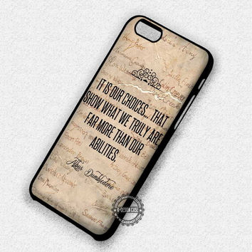 Harry Potter Albus - iPhone 7 Plus 6 5 4 Cases & Covers