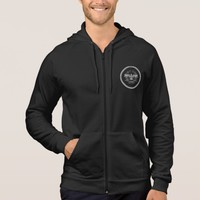 SPQR The Roman Empire Emblem Sleeveless Hoodie