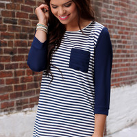 My Type of Stripe Dress