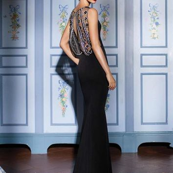 Tarik Ediz 92631 Dress - NewYorkDress.com