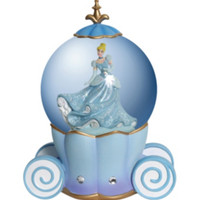 Disney Cinderella Music Water Globe
