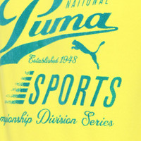 Puma Printed Men's Round Neck T-Shirt - Buy buttercup Puma Printed Men's Round Neck T-Shirt Online at Best Prices in India | Flipkart.com