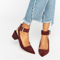 ASOS STAR Pointed Heels at asos.com
