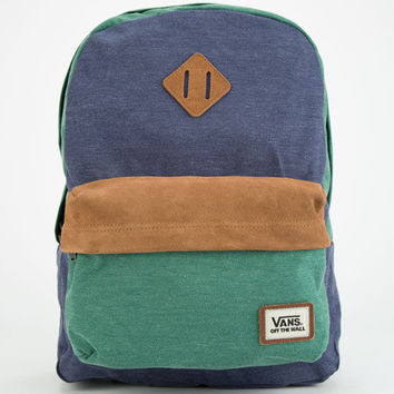 Vans Old Skool Ii Backpack Green Combo One Size For Men 24651754901