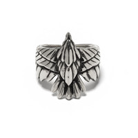 Aguila Ring in sterling silver