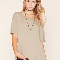Speckled Print Tee
