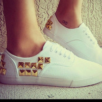 Exclusive Studded Shoes