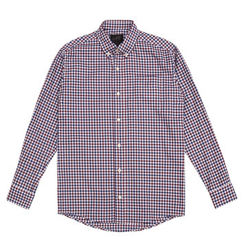 BKc American Check Button Up