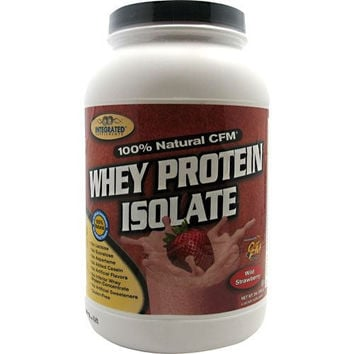Integrated Supplements CFM Whey Protein Isolate