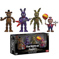 Funko Characters Figure Set - Five Nights At Freddy's - Spencer's