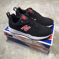 """New Balance MFLTBNTD"" Fashion All-match Unisex Sport Casual N Words Sneakers Couple Running Shoes"