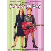 Freaky Friday (Widescreen, Fullscreen) (Dual-layered DVD)