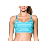 Under Armour Seamless Yarndye Sports Bra - Women's
