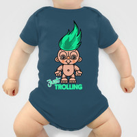 Just Troll Doll Onesuit by chobopop