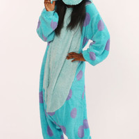 Kigurumi Shop | Sulley Kigurumi - Animal Costumes & Pajamas by Sazac