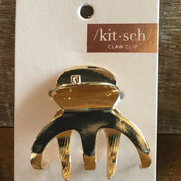 Octo Claw Clip - Gold