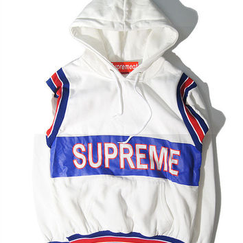 Winter Hats Supreme Pullover Hoodies Unisex Jacket
