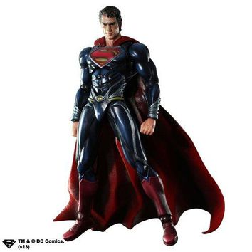 Square Enix Man of Steel Superman Action Figure