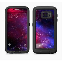 The Vivid Pink Galaxy Lights Full Body Samsung Galaxy S6 LifeProof Fre Case Skin Kit