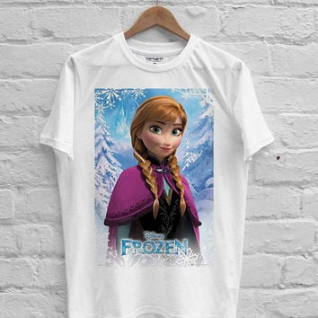 Frozen Anna T-shirt Men, Women, Youth and Toddler