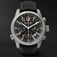 Bremont ALT1-Pilot/BK Automatic Chronograph Watch | MR PORTER