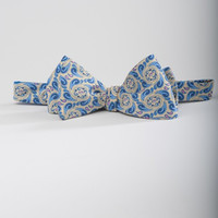 Southern Tide Paisley Bowtie
