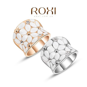 ROXI new arrival beautiful follower rings for girl&lover fashion rose gold plated wedding/engagement rings 2010422325 = 1945965828