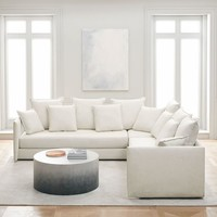 Serene 3-Piece L-Shaped Sectional