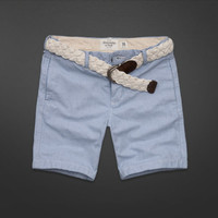 A&F Preppy Fit Shorts