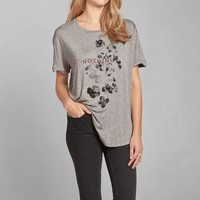 Nothing More Drapey Graphic Tee
