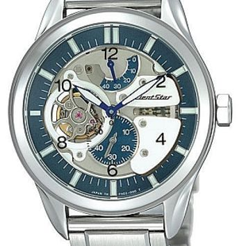 Orient Star Retro Motorcycle Concept Automatic Power Reserve Watch YFH03001D