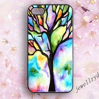 Tree of life iPhone 5s Case,Mother's Gift,iphone 5/5c case,Personalized Gift for Mom,iphone 4/4s case,art tree samsung galaxy s3 s4 s5 cover