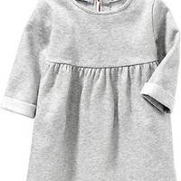 Sparkly Fleece Dresses for Baby