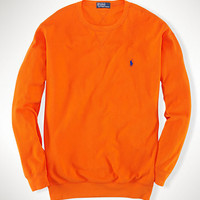 Athletic Mesh Crewneck